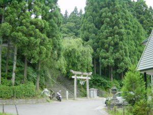 鎮守の森2