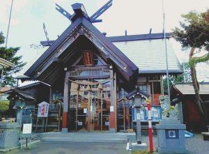 森三吉神社1