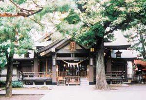 札幌・三吉神社1