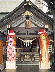 札幌・三吉神社2