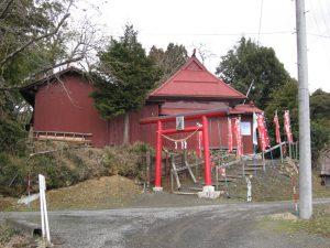 伊達市白根・三吉神社1