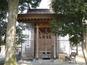 (天童)三吉神社