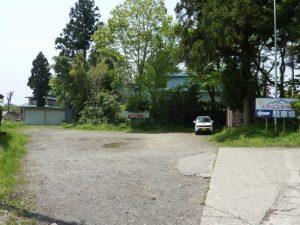 西側大駐車場1