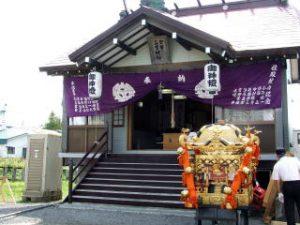 (余市)三吉神社